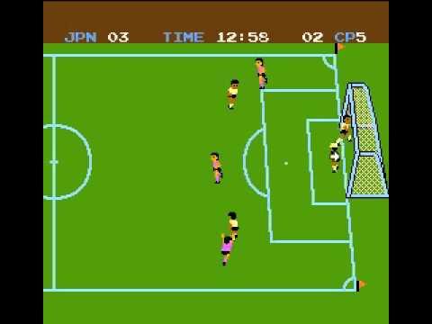 【ファミコン】サッカーをやってみた