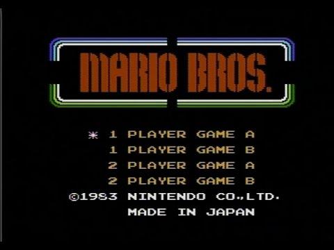 [FC] マリオブラザーズ(Mario …