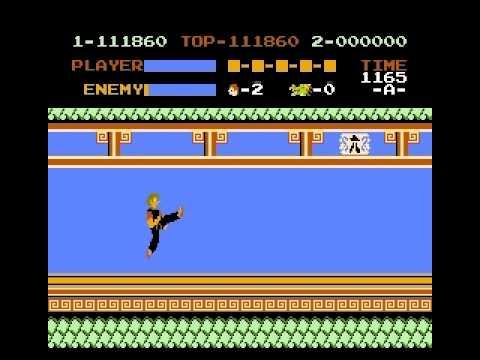 ファミコン スパルタンX Kung-Fu…