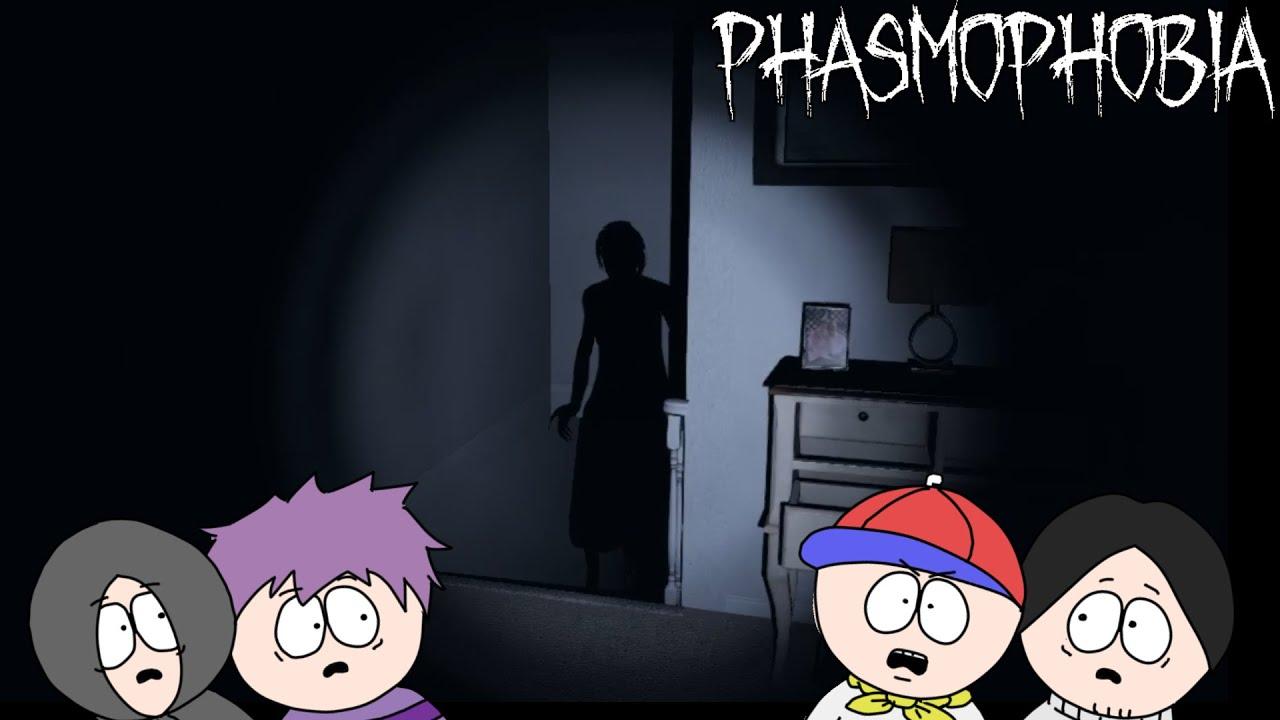 【Phasmophobia実況】ビビりす…