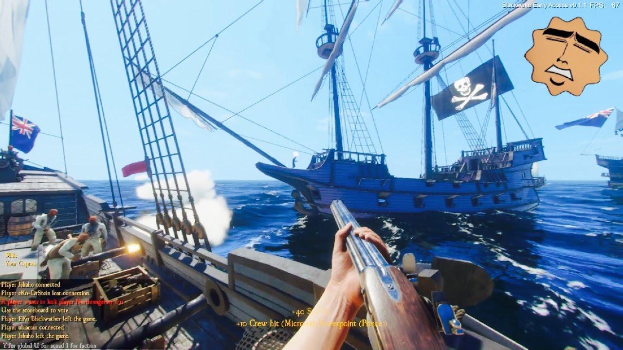 海軍vs海賊!壮絶なオンライン対戦…/ …
